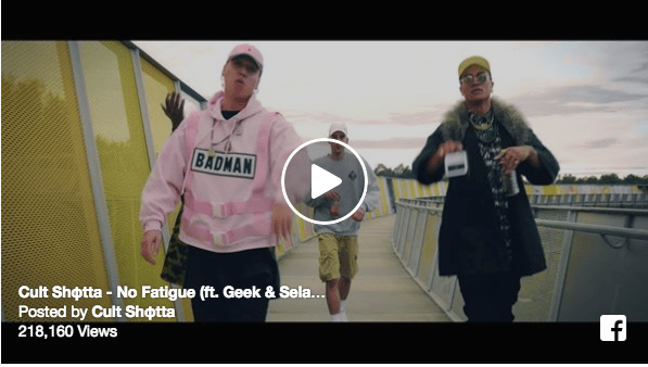 No Fatige ft. Geek & Selasie Wussah