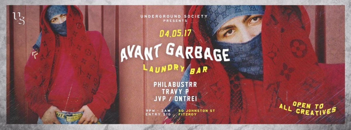 AVANT GARBAGE ft. Phillabu$trr, Travy P, Ontrei