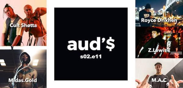 AUD'$ Radio - S02E11 – Live Stream