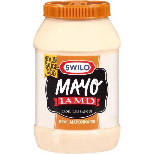 MAYO FT. I AM D