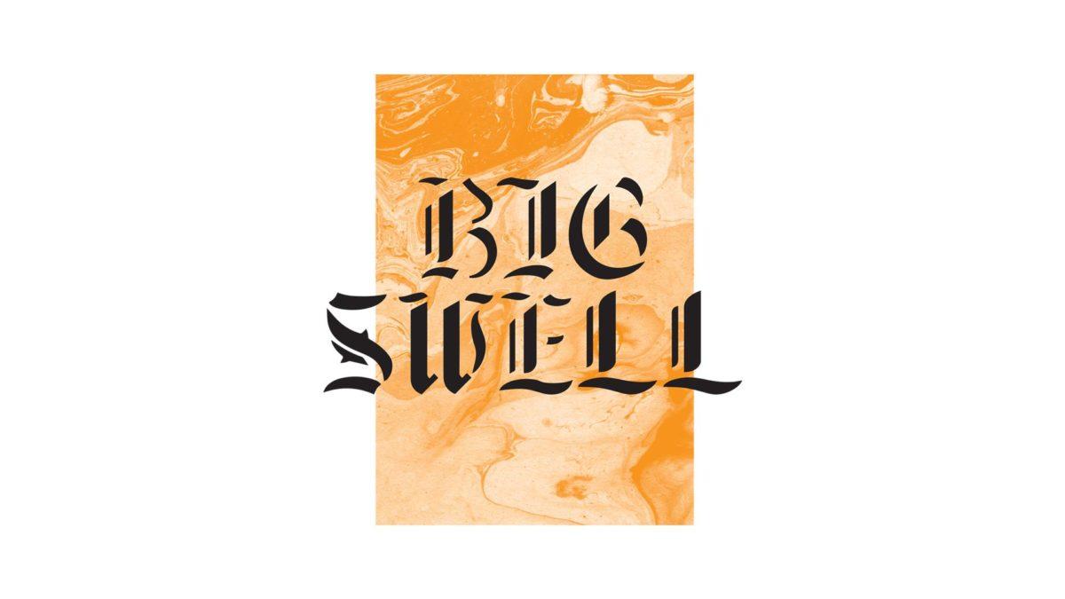 BIG SWELL HITS SYDNEY