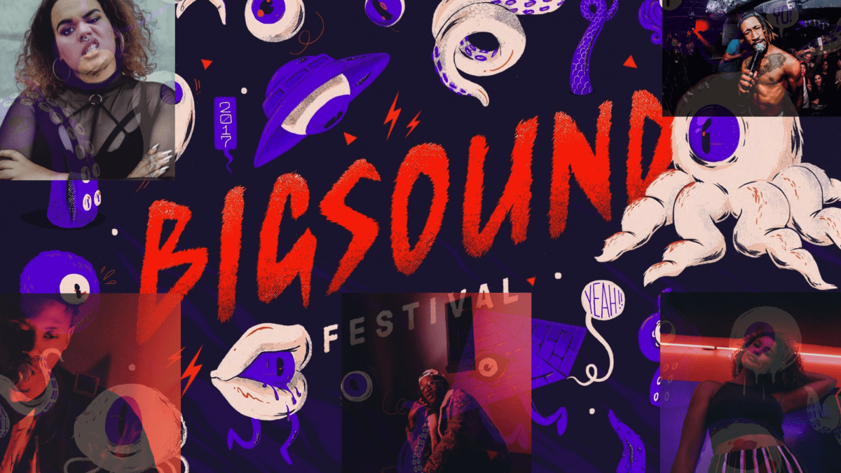 JUST Announced on Official BIGSOUND '17 Lineup!