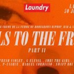 TOMORROW @ LAUNDRY BAR