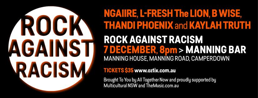 7TH DEC @ MANNING BAR, SYDNEY
