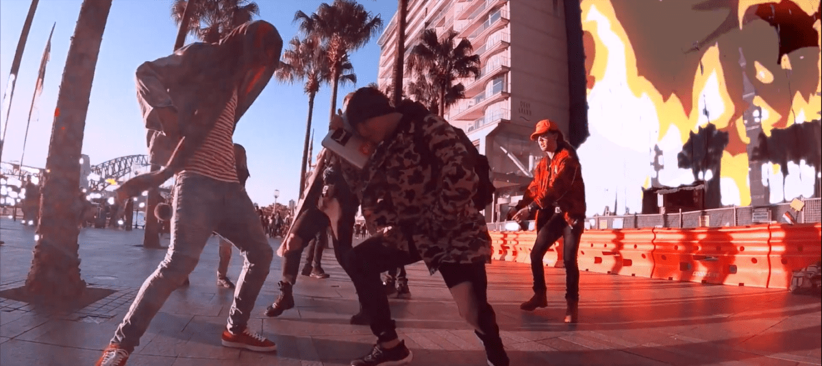 """SAVAGE"" FT. ROYCE DRIXHEN [MUSIC VIDEO] 