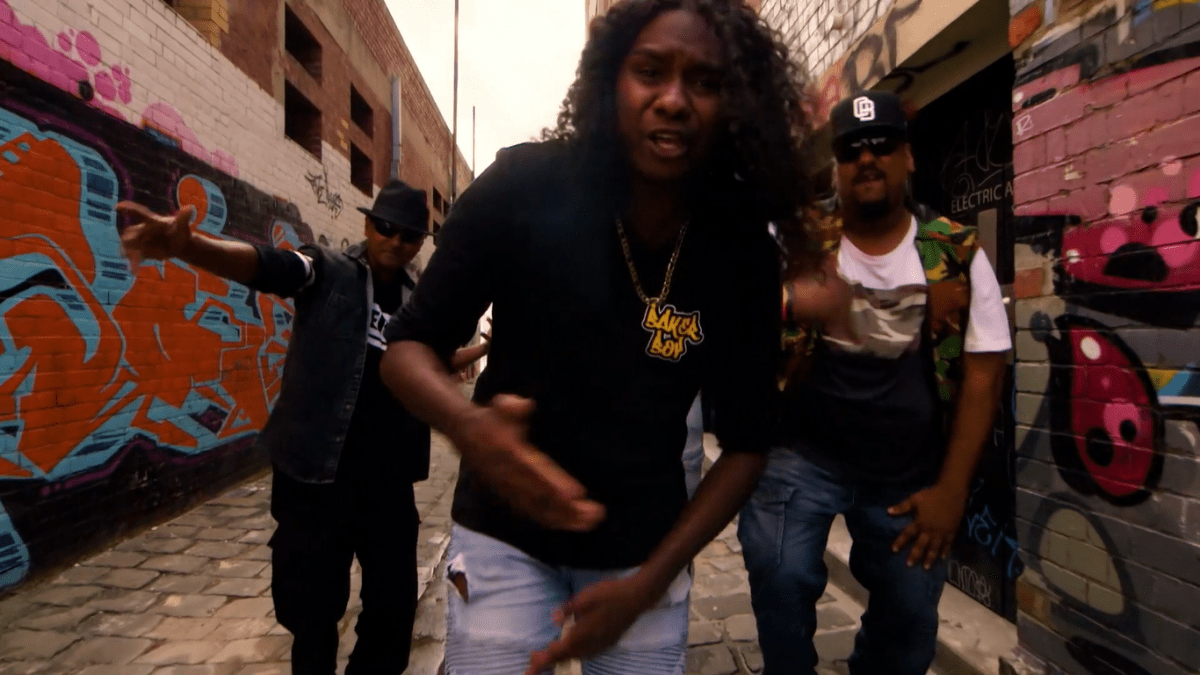 "BAKER BOY  - ""MARRYUNA"" FT. YIRRMAL [MUSIC VIDEO] 