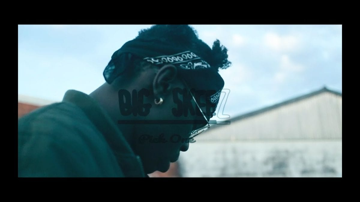 """PICK ONE"" WAVY FREESTYLE PT.1 [MUSIC VIDEO] 
