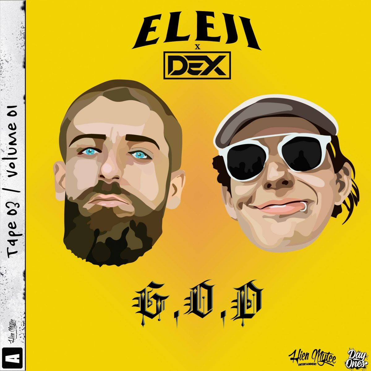 """ELEJI - """"G.O.D"""" FT. DEX 