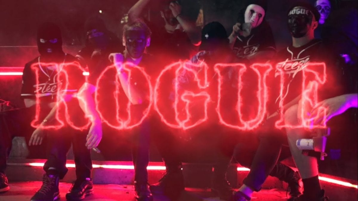 """ROGUE"" PROD. GHXST [MUSC VIDEO] 
