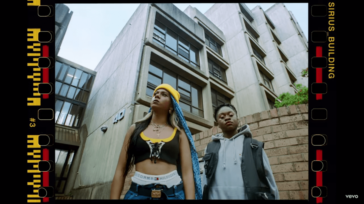 """YOUR ORBIT"" FT. SAMPA THE GREAT [Music Video] 