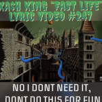 """""""FAST LIFE"""" [LYRIC VIDEO] 