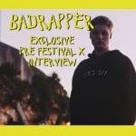 EXCLUSIVE PRE FESTIVAL X INTERVIEW