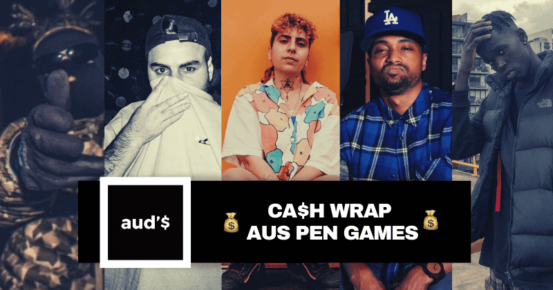 5 AUS ARTISTS WITH UNDERRATED PEN GAMES